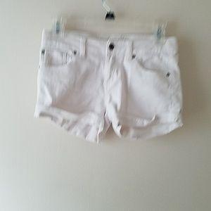 DKNY hipster shorts